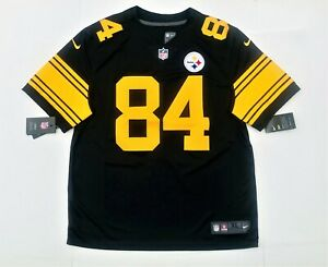 the latest 6afbc 16164 Details about Nike NFL Pittsburgh Steelers Antonio Brown Color Rush Limited  Jersey Mens XL NWT