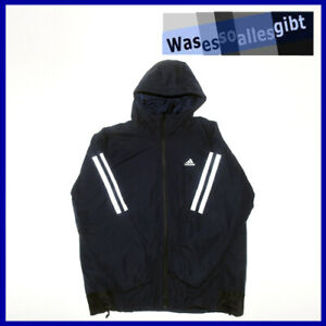 SCHNAPPCHEN-adidas-Back-to-Sports-3-Stripes-Hooded-Insulated-Gr-XL-T-9919
