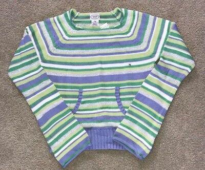 7//8-14//16 NWT Kensie Girls/' Pullover Sweater Vanilla