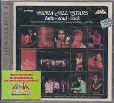 SALSA rare FANIA remastered CD W/BOOKLET Fania All Stars LATIN SOUL ROCK smoke