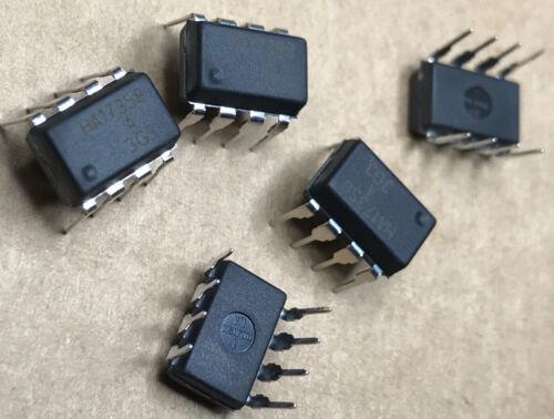 25 X HA17358 Hitachi Dual Op-Amp DIP8