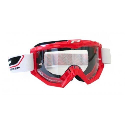 Progrip 3201 Race Line Motocross MX Bike Enduro Goggles All Colours Available