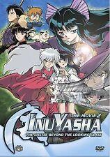 Inu Yasha: The Movie 2 - The Castle Behind the Looki DVD Region 1