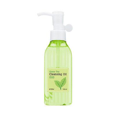 [A'PIEU] Green Tea Cleansing Oil (Fresh) - 150ml