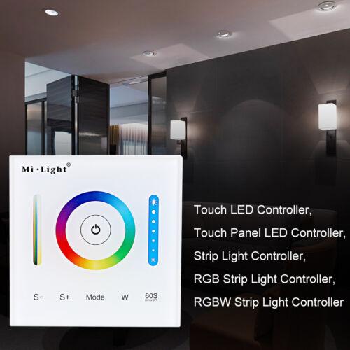 Milight Smart Wireless 2.4G RGB RGBW E27 GU10 Dimmable LED Light Bulb Lamp LJ