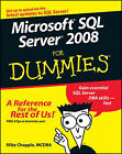 Microsoft SQL Server 2008 For Dummies by Mike Chapple (Paperback, 2008)