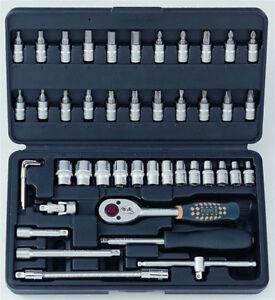 Force 2462 hobby tool kit 14 sqdr socket set do it yourself ebay image is loading force 2462 hobby tool kit 1 4 034 solutioingenieria Choice Image