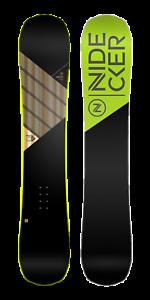 Tabla Snowboard Toda La Montaña Freestyle NIDECKER Jugar 2019