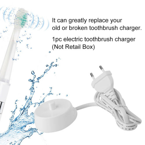 z B /_ replac Elektrische Zahnbürste Ladegerät Ladeschale für Braun Oral-B