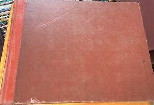 Vintage-Ledger-1949-Seed-Grain-Company-Sales-Accounts-Book-Farming-Food-History