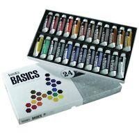Liquitex Basics Acrylic Paint Tube 24-piece Set , New, Free Shipping on sale