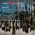 Britten: Double Concerto for Violin & Viola; Variations on a Theme of Frank Bridge; Les Illuminations (CD, Mar-2009, LPO)