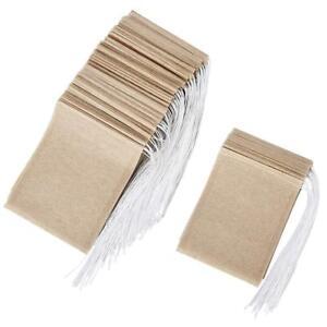 100Pcs-EmptyTea-Bags-Coffee-Herb-Empty-Loose-Tea-pouch-sack-filters-2-Sizes