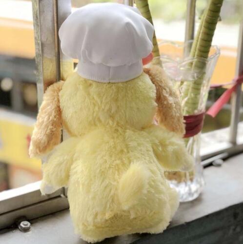 Hong Kong disney Disneyland Cookie dog Doll plush duffy friends gelatoni