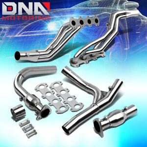 97-03 FORD F150//LOBO 4.2L V6 PICKUP EXHAUST//MANIFOLD STAINLESS STEEL HEADER