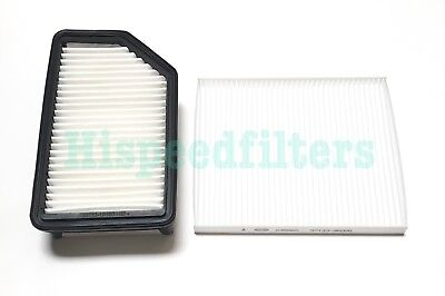 Engine /& Cabin Air Filter For Hyundai Accent Veloster Kia RIO 12-17  28113-1R100
