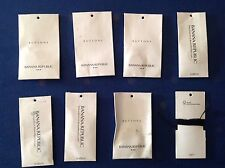 Banana Republic Buttons for  Sewing / Fabric  Lot of 7