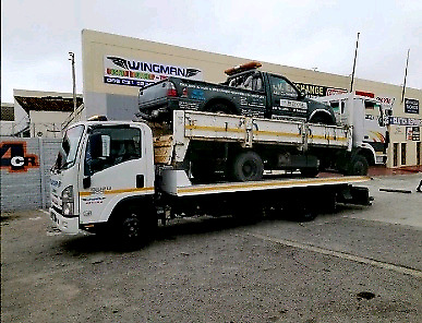 Wingman Towing and Recovery (APPROVED TOWING)
