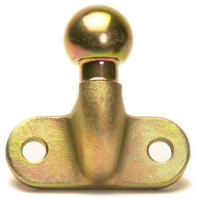 Gancho de remolque piezas estándar 50mm Bola De Remolque Enganche Brida-Oro Perno en towball