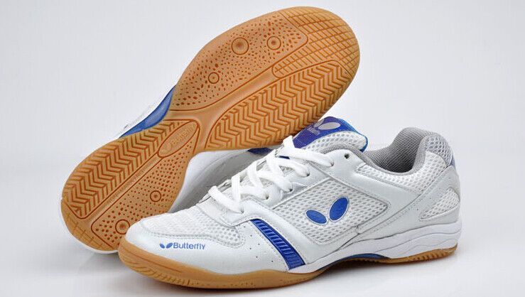 Butterfly Ping Pong Table Tennis shoes Trainers WWN-1, bluee,  New,