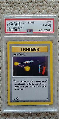 Rare Item Finder Base Set HP Pokemon 74//102