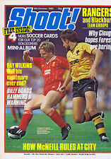 SAMMY LEE LIVERPOOL / PETER DANIELS WOLVES / RANGERS BLACKBURN Shoot 8	Oct	1983
