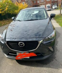 2017 Mazda Cx3 AWD fully Loaded one owner