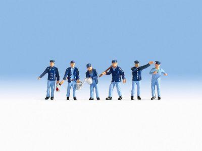 Ancora 45282-tt 1:120 Personaggi-macchinista & Manovra Tore-epoca Iii-nuovo In Scatola Originale-mostra Il Titolo Originale Evidente Effetto