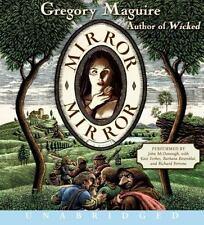 Mirror, Mirror by Gregory Maguire (2008, CD, Unabridged) Wicked Audio Book 7 CDs