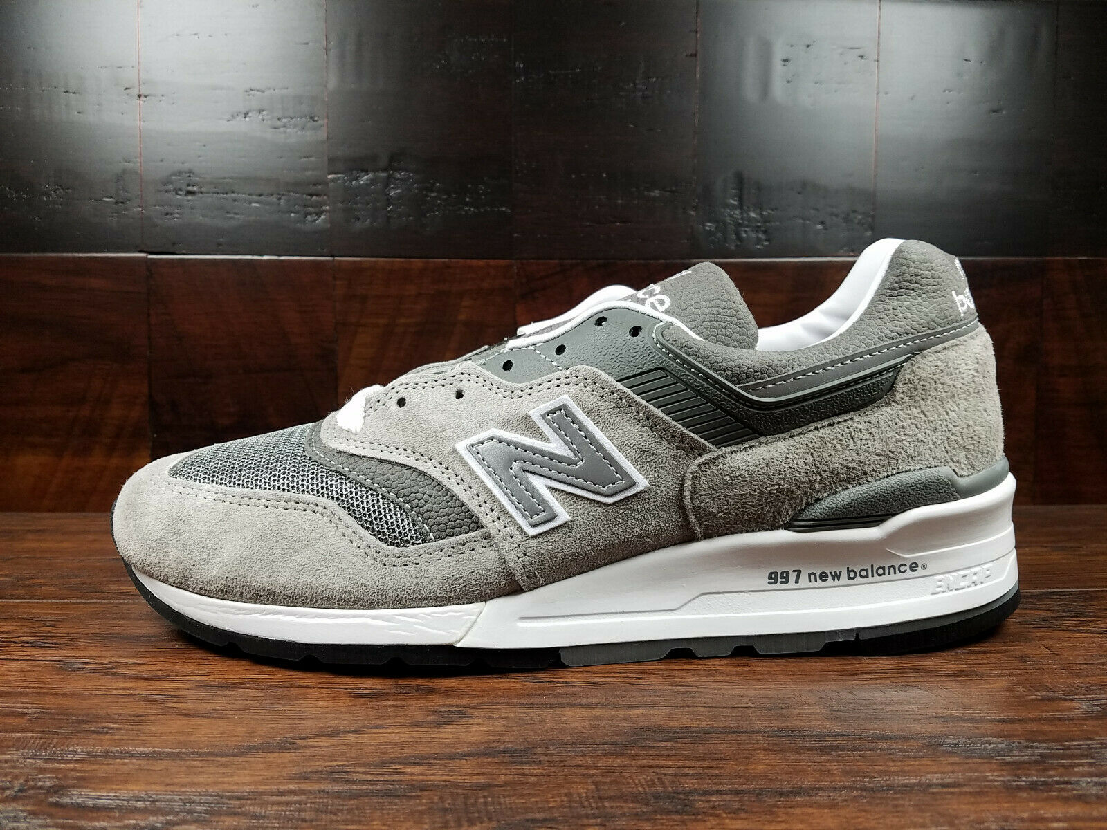 nouveau   M997GY2-Made in USA - 997  REISSUE  Kith (gris) Original Homme Sz 8-13
