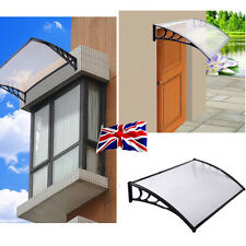 CALOTTA Porta Tenda RIPARO ANTERIORE veranda da esterno Sole Pioggia Ombra Copertura 240cm