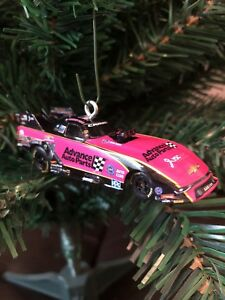 Car Christmas Ornaments.Details About Courtney Force Funny Car Christmas Ornament