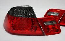 LED RÜCKLEUCHTEN RÜCKLICHTER SET BMW E46 3er M3 COUPE 99-03 ROT SCHWARZ SMOKE