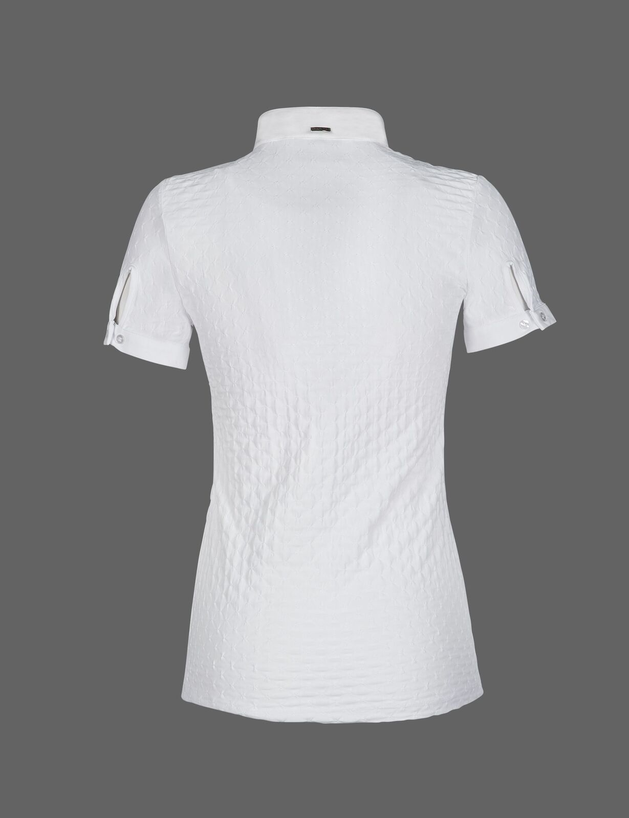 Equiline MISTY WOMAN COMP. SHIRT WHITE S S 18