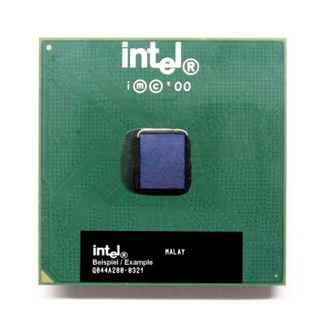 Intel Celeron Sl4nz 667mhz/ 128kb/ 66 MHZ FSB Socket/Socket 370 Pc-Cpu Processor