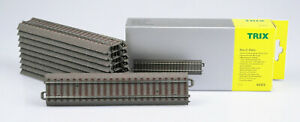 TRIX-Spur-H0-62172-gerade-C-Gleise-171-7mm-10-Stueck-OVP-top