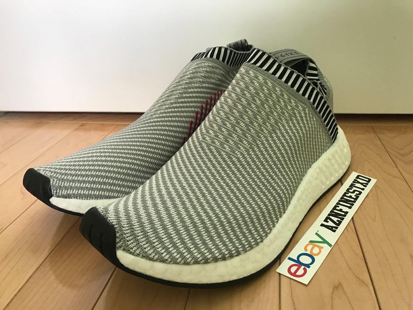 NEW Adidas NMD CS2 Sz PK Grey Shock Pink Sz CS2 5-13.5 BA7187 e01d1b