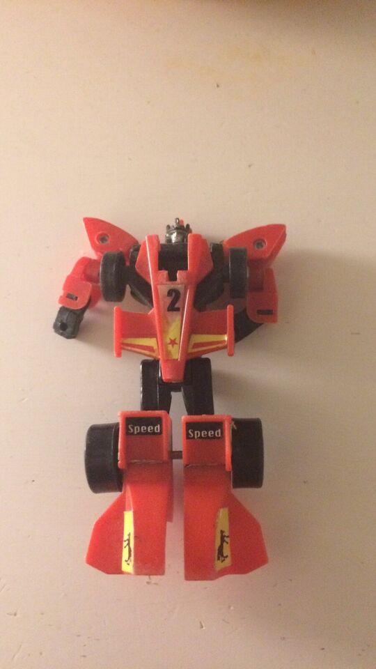 Andet legetøj, Transformer, Transformers