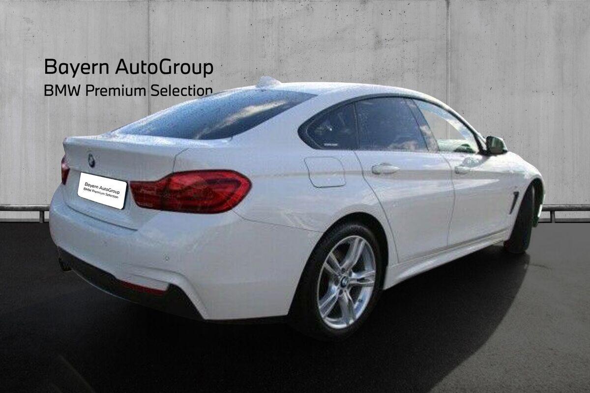 BMW 435d Gran Coupé xDrive aut.