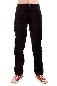 di cotone London Pantaloni lavoro nero da in Punk tigre Of RxwIgOqwXF