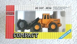 JOAL-COMPACT-VOLVO-BM-L70-DIE-CAST-BRAND-NEW-OLD-STOCK