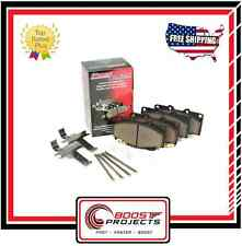 Disc Brake Pad Set Front Centric 105.08880