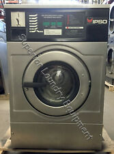 Ipso Iwf020 Washer 20lb Coin 220v 13ph Reconditioned