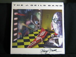 The-J-Geils-Band-Freeze-Frame-33-lp-Record-Album-1981-EMI-Records