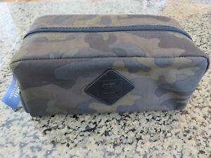 15674bcc5b Polo RALPH LAUREN Camo Camouflage Print Nylon Shave Dopp Travel Kit ...
