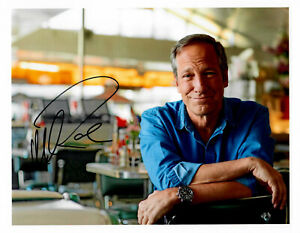 Mike Rowe Signed 10x8 Photo - benefits the mikeroweWORKS Foundation