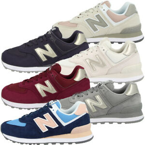Details about NEW Balance WL 574 Wn Shoes Ladies Sport Trainers Casual  Sneakers WL574WN- show original title