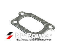 TURBO DUMP PIPE EXHAUST GASKET FOR MAZDA RX-7 FD3S SERIES 6 7 8 13B 1.3 ROTARY