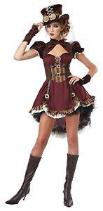 das bild wird geladen steampunk kostuem damen gothic 01281