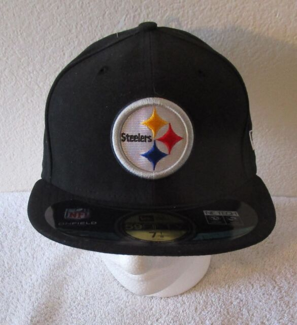 577647256 Pittsburgh Steelers Era 59fifty NFL Authentic 2012 on Field Fitted Hat